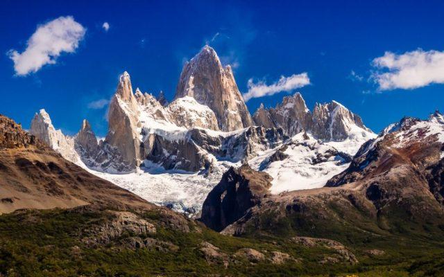 El Chaltén, Patagonia, verano 2021.