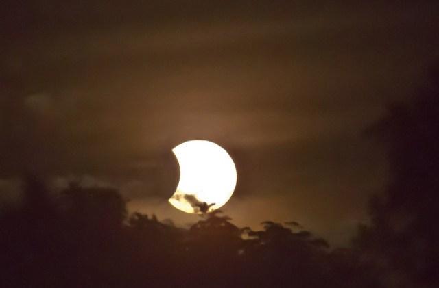 Eclipse sol que se podrá ver desde Esquel.