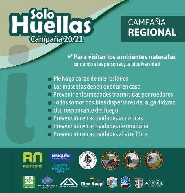 Solo Huellas Patagonia.