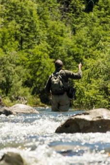 Patagonia Fly Fisherman - Memo Stephens