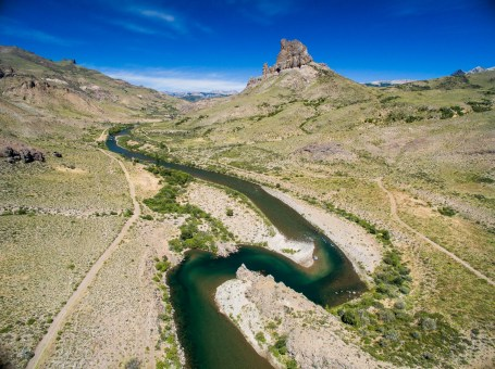 Rio Caleufu - Patagonia Fly Fisherman