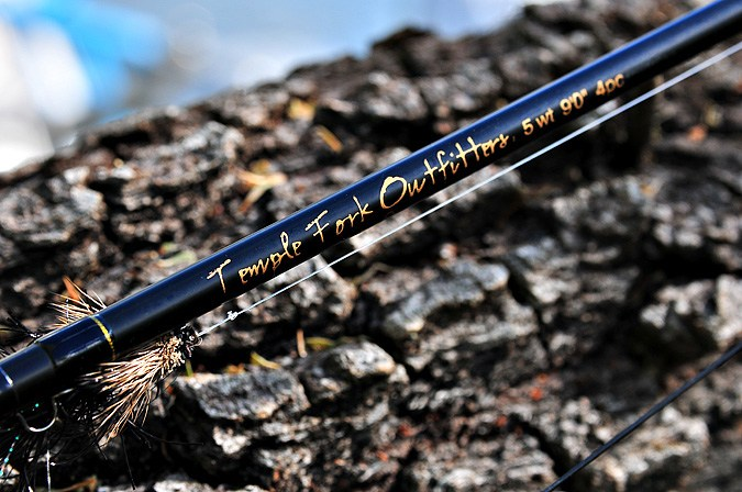 TFO Lefty Kreh Professional Fly Rod Review