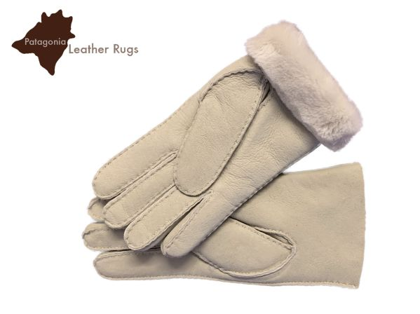 guanti agnello handschuhe lammfell gants agneau