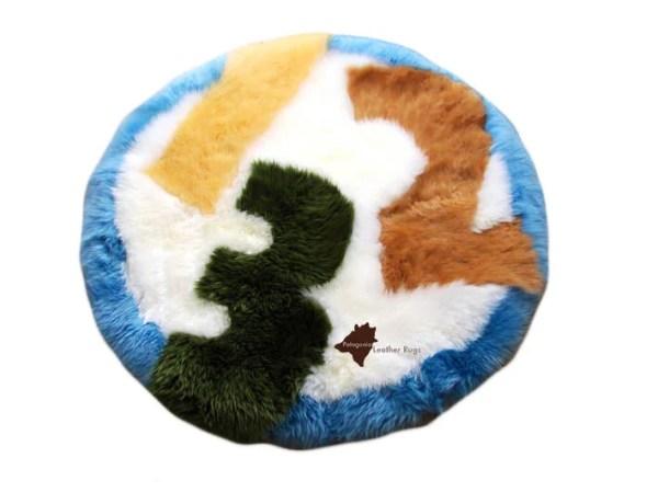 lammfell teppich tapis peau de mouton pelle di pecora