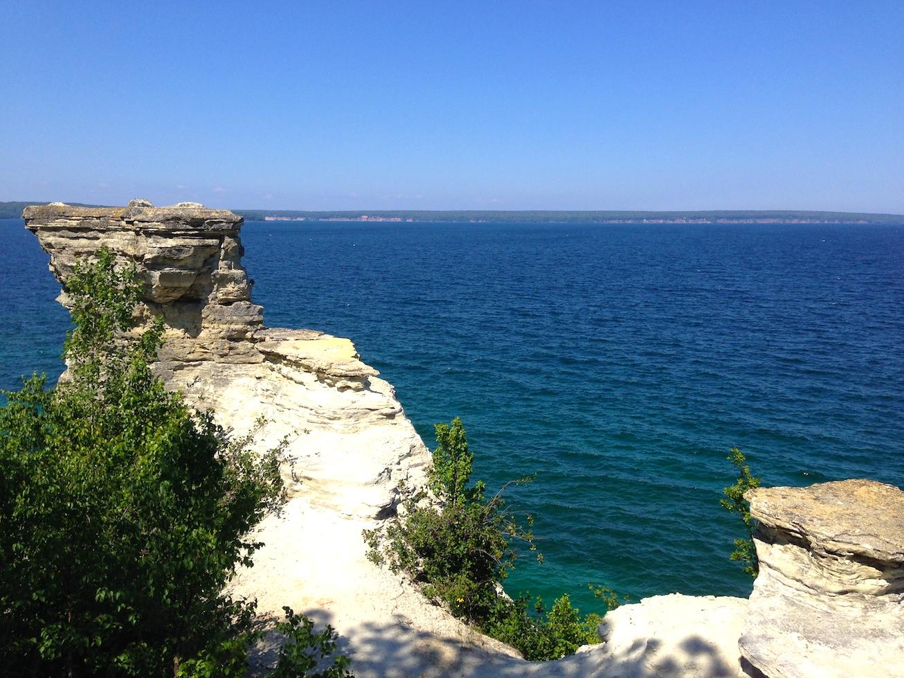 Lake Michigan Circle Tour Day 3 Along Lake Superior  Pat