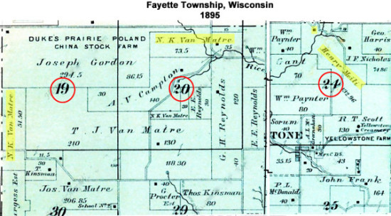 Wisconsin-FayetteTownshipSection19-20-24-1895-540 copy
