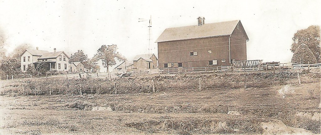 William Doerr Farm - Military Township, Winneshiek County, Iowa