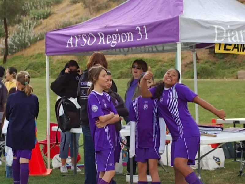 Diamond Bar AYSO Cottontail Country Classic Tournament