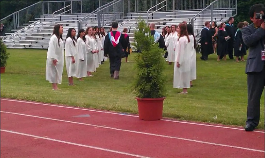 School's Out: Parsippany High School Class of 2011 Graduates | Parsippany. NJ Patch