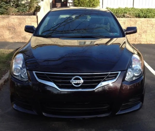 2010 Nissan Altima Coupe Mint Condition Only 39k Miles 13999 Willow Grove