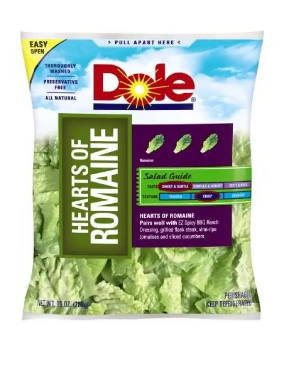 Dole Lettuce Recalled for Listeria Threat ...