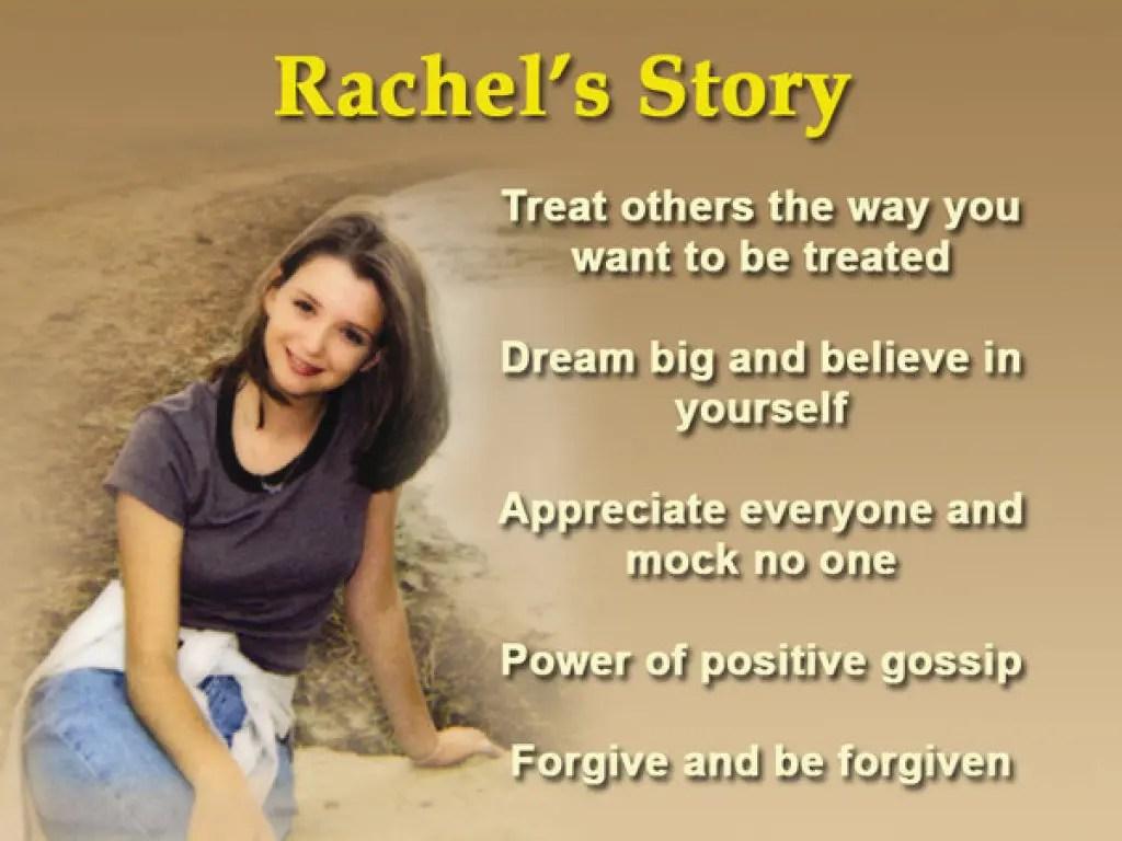 Rachel S Challenge Programs To Begin In Edmonds School