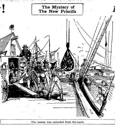 The Mystery of Salem's Captain Charles Hart and the Brig