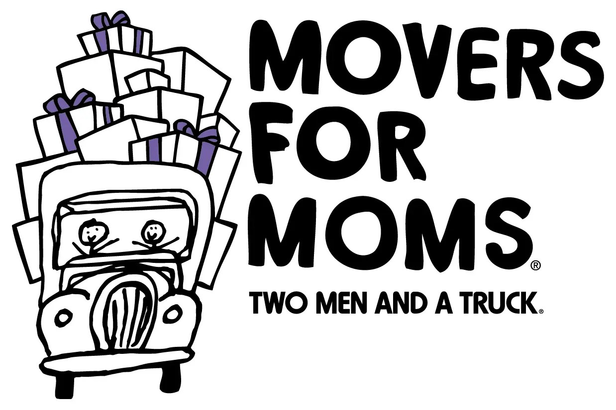 Two Men And A Truck Kicks Off Movers for Moms Drive to