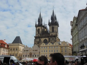 Visiting Prague the Medieval City Ballwin MO Patch