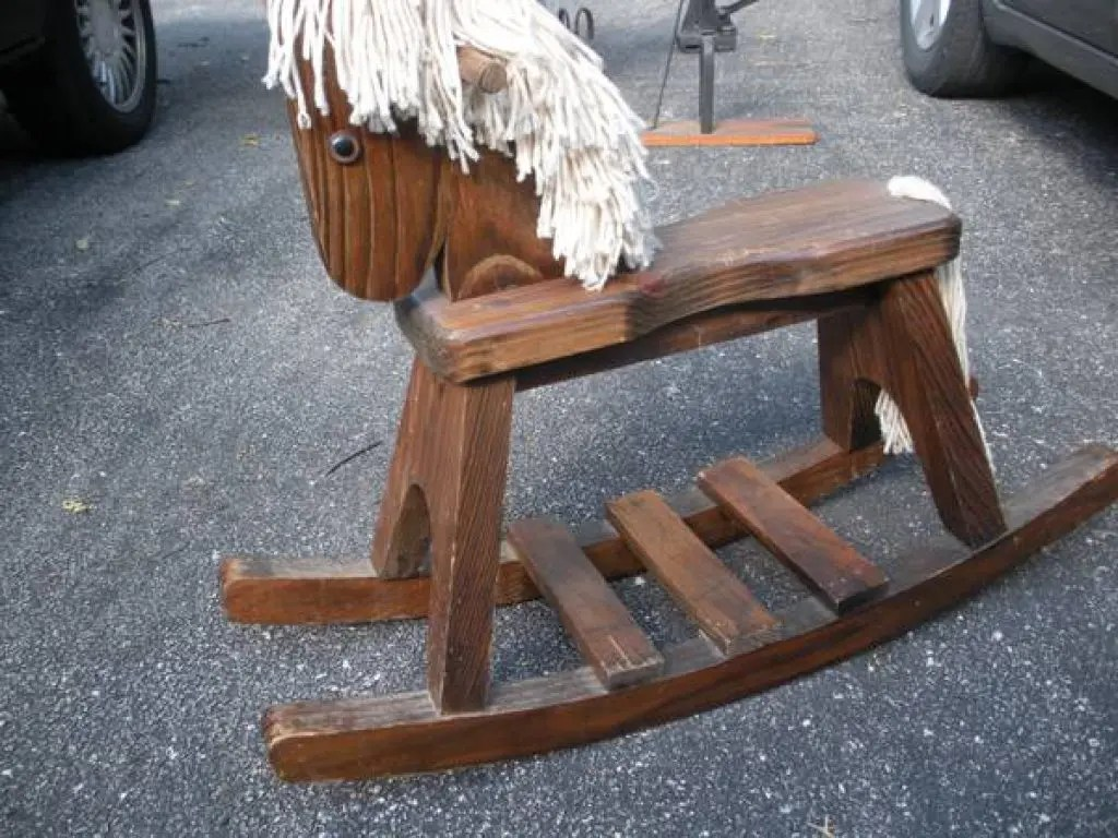 Craigslist Rocking Chair Best Of Craigslist Novelty Cookie Jars How Dare You Steal My