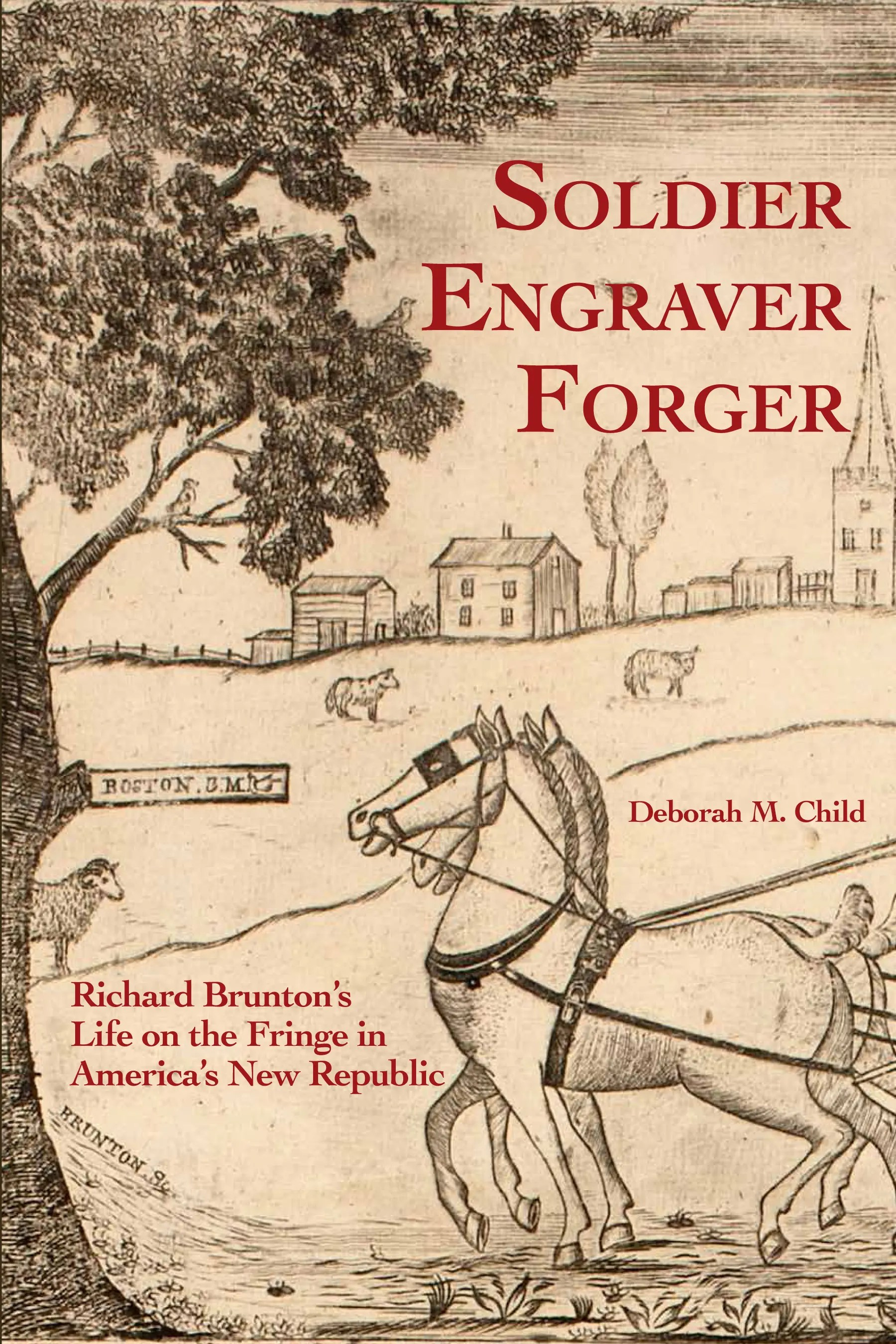 Author Describes Revolutionary Era Engraver And Forger