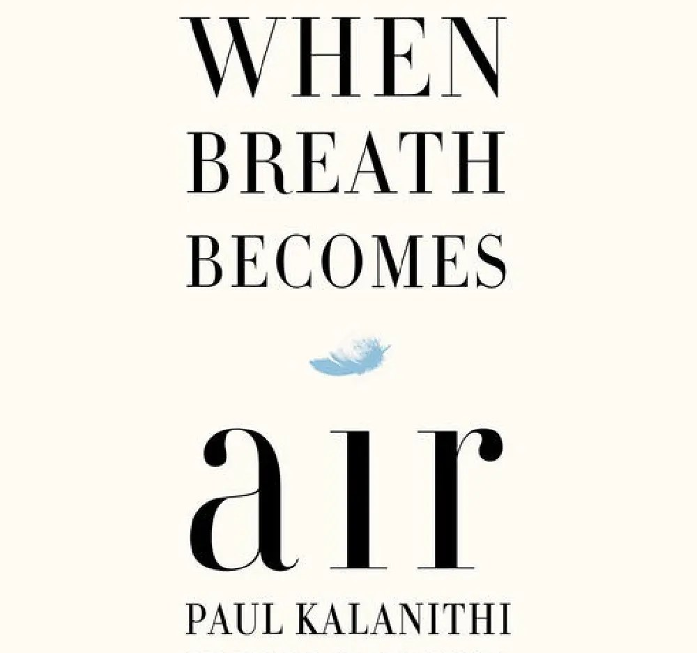 Concord Readers Checking Out 'When Breath Becomes Air