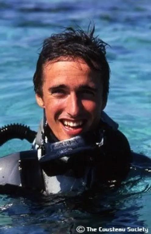 Jacques Yves Cousteau Pierre Yves Cousteau : jacques, cousteau, pierre, Cousteau's, Launch, Diver, Initiative, Pete,, Patch