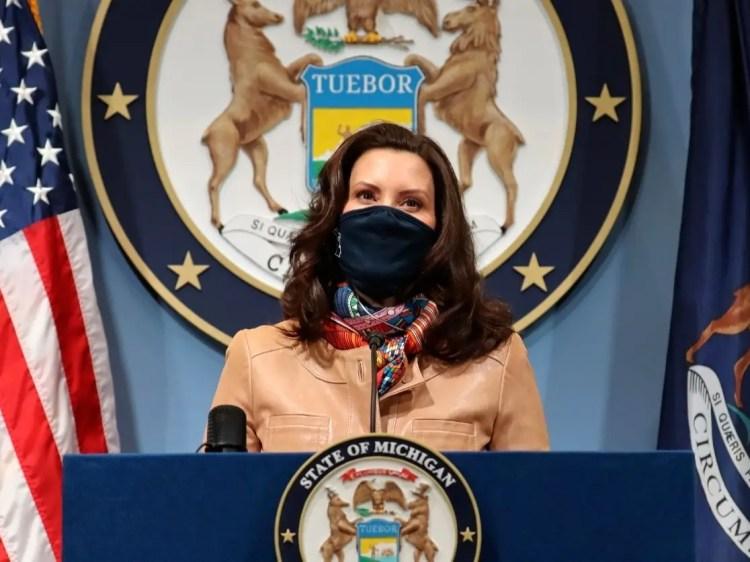 CDC Director On Michigan's COVID-19 Surge: 'Shut Things ...