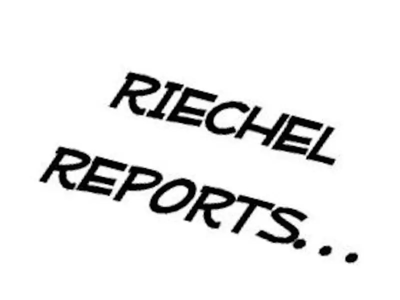 Riechel Reports... North San Mateo County Ca Relay For