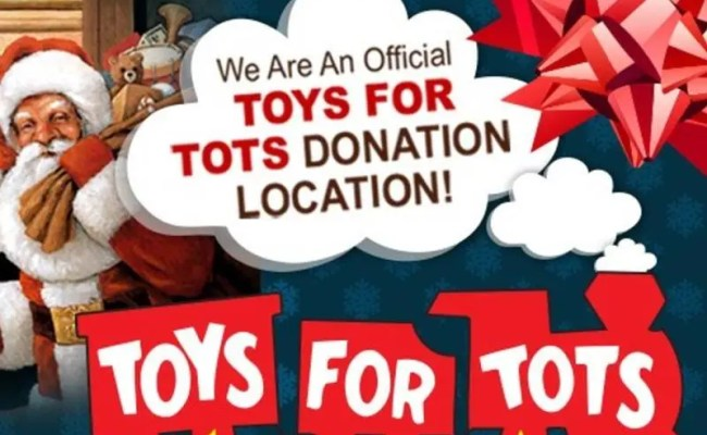 D Amico To Hold Holiday Toys For Tots Drive Park Ridge