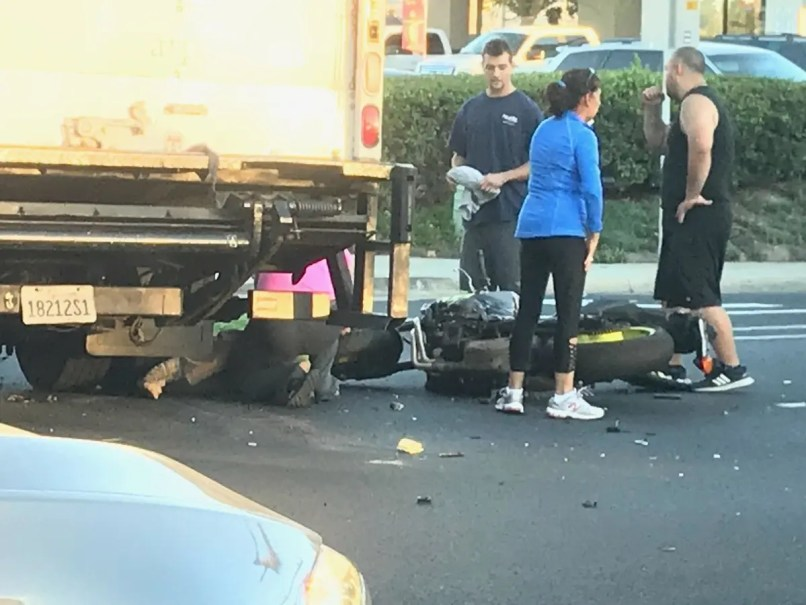 Temecula Motorcycle Accident