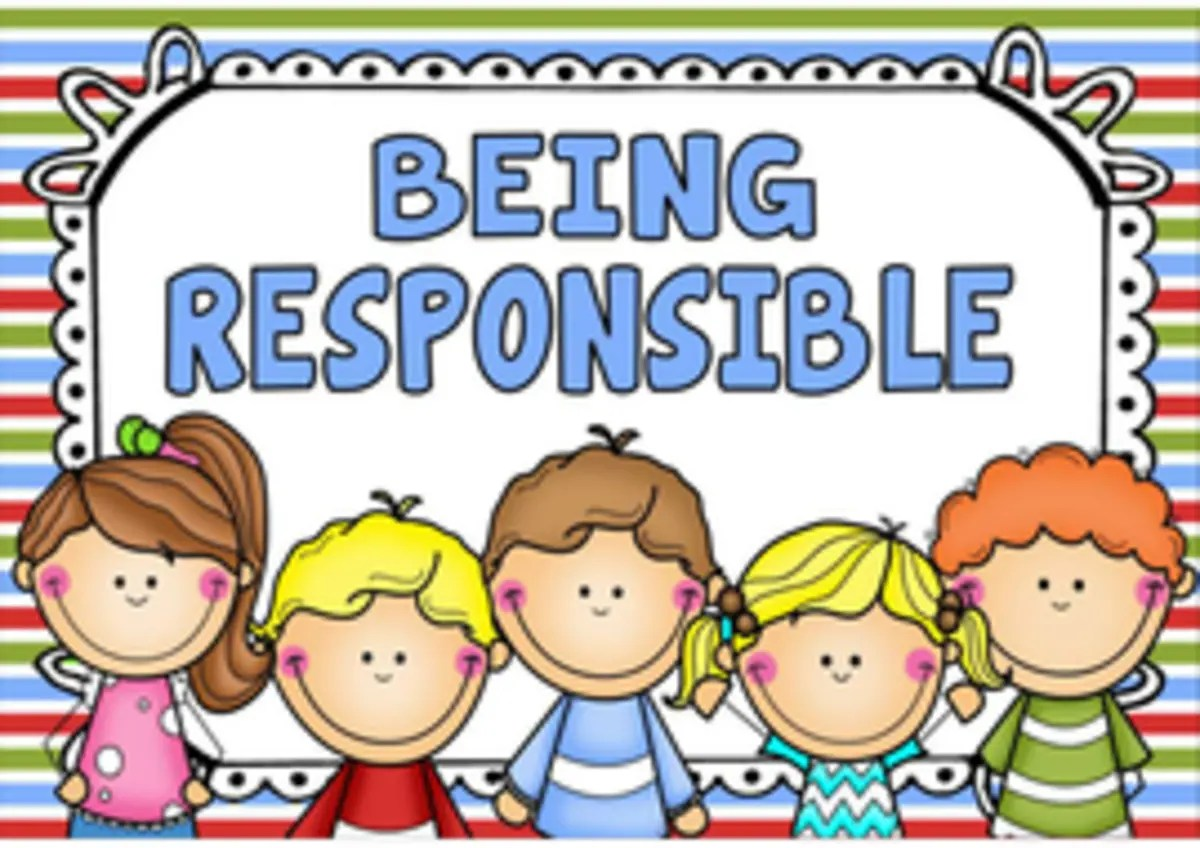 Teaching Children And Teens How To Be Responsible