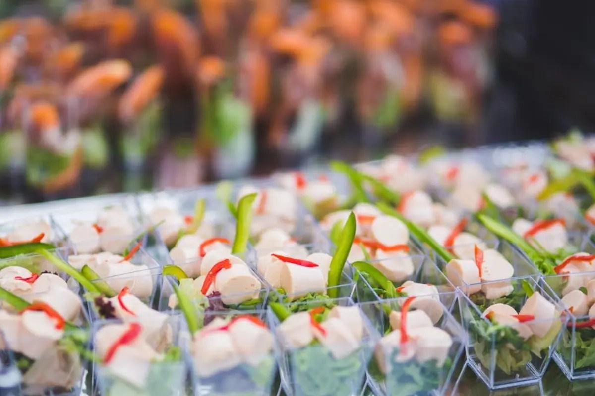 5 corporate catering ideas