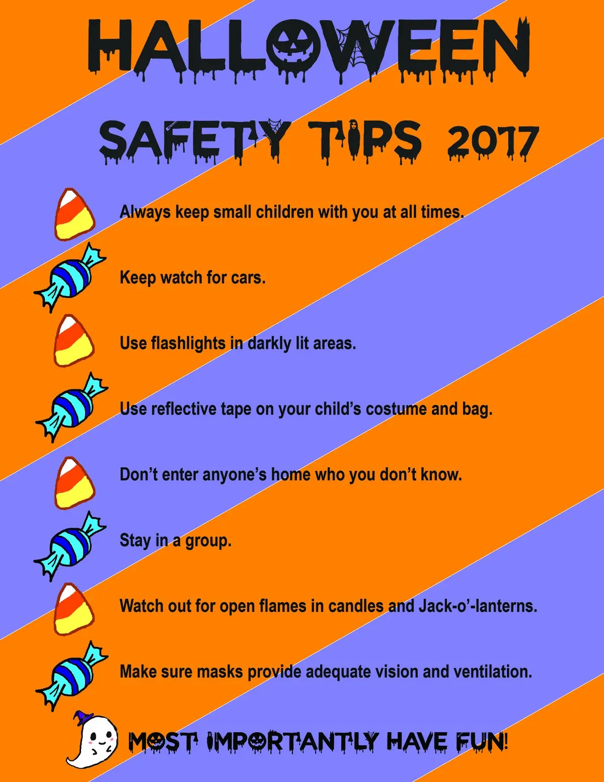 Trick Or Treat In Limerick Hours Safety Tips