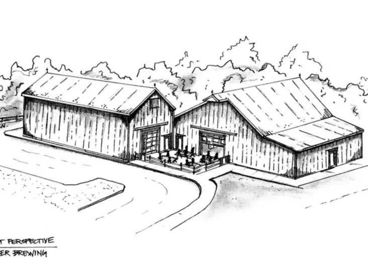 Flounder Brewing, Distillery To Build New Home At Carriage