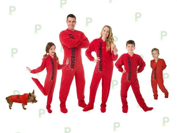 Christmas Pajamas That39ll Help You Outdo The Griswolds