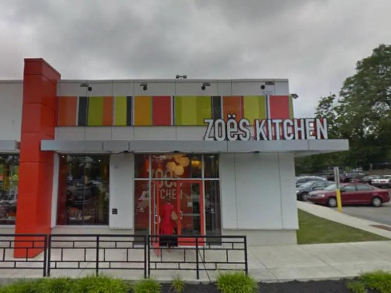 Zos Kitchen Malvern Location To Open Thursday May 24