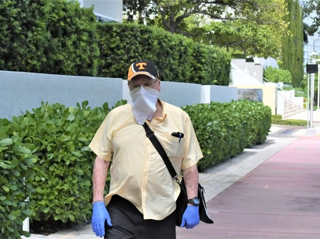 FL Coronavirus Cases Surpass 300 Mark; 8 Deaths   Bradenton, FL Patch