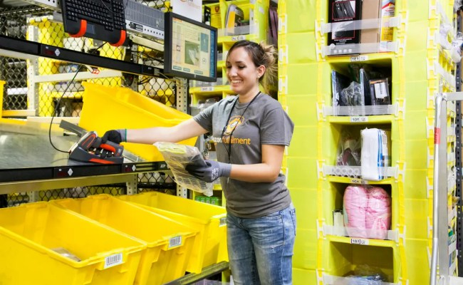 Amazon Jobs Day Event Aims To Hire 50 000 New Workers