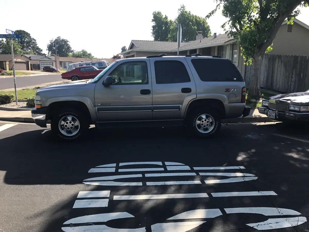 hight resolution of  2003 chevy tahoe lt 2