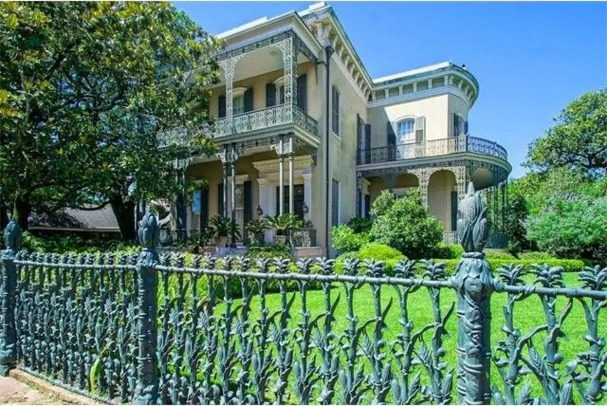 5 New Orleans Wow Houses In The Historic Garden District New Orleans La Patch