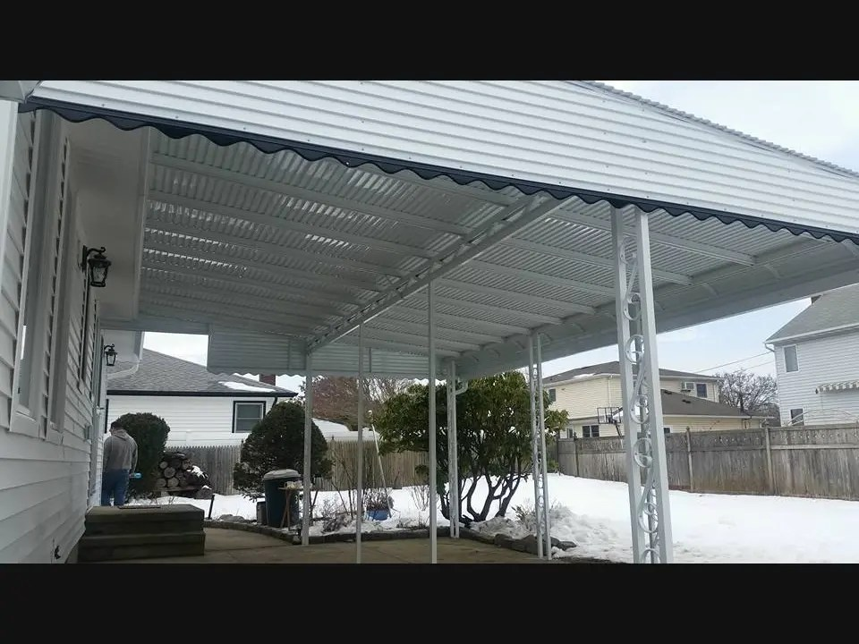 awnings for patios decks queens ny