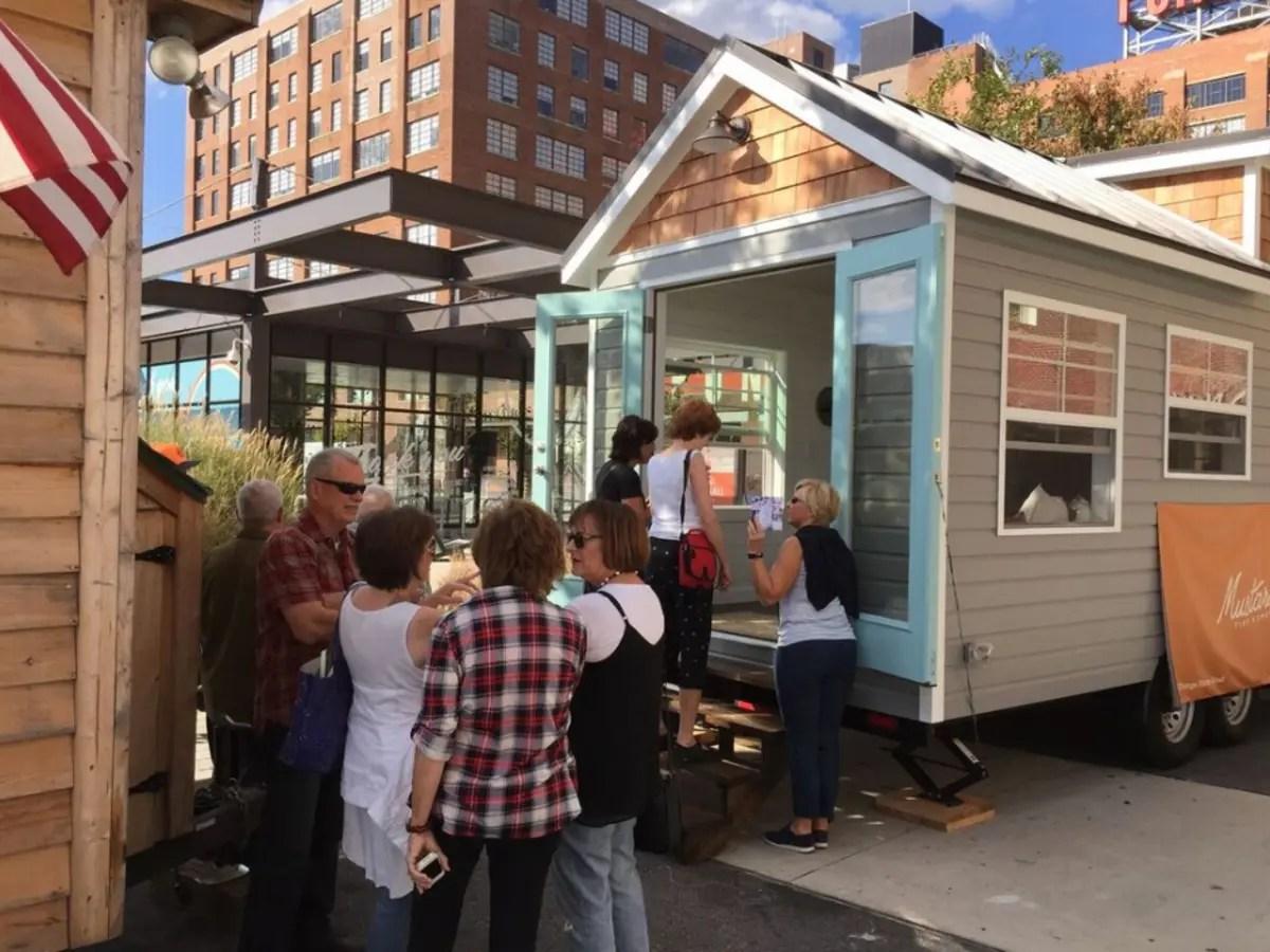 Ponce City Market Hosting Big Huge Tiny House Event