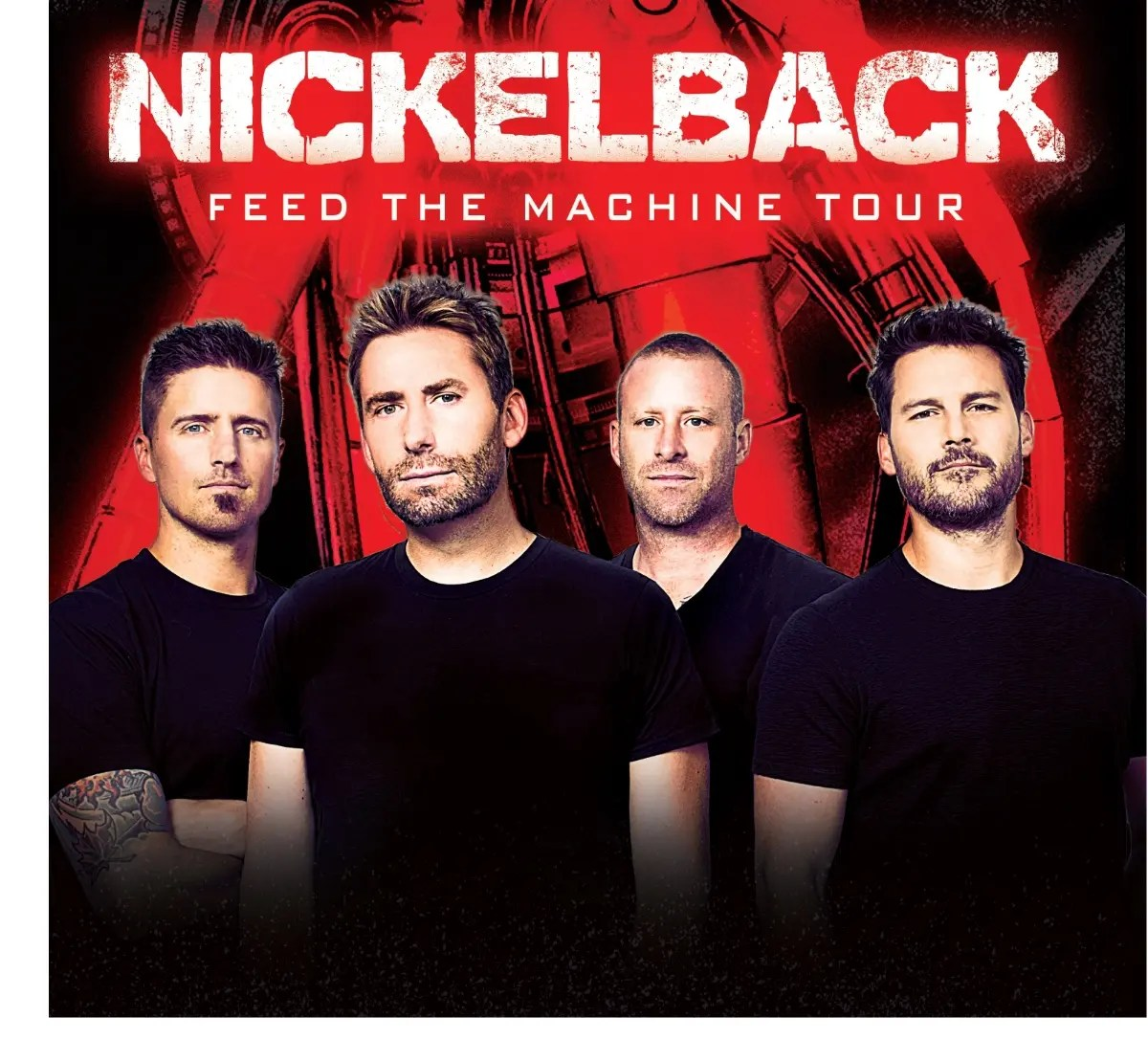 nickelback returns to mohegan