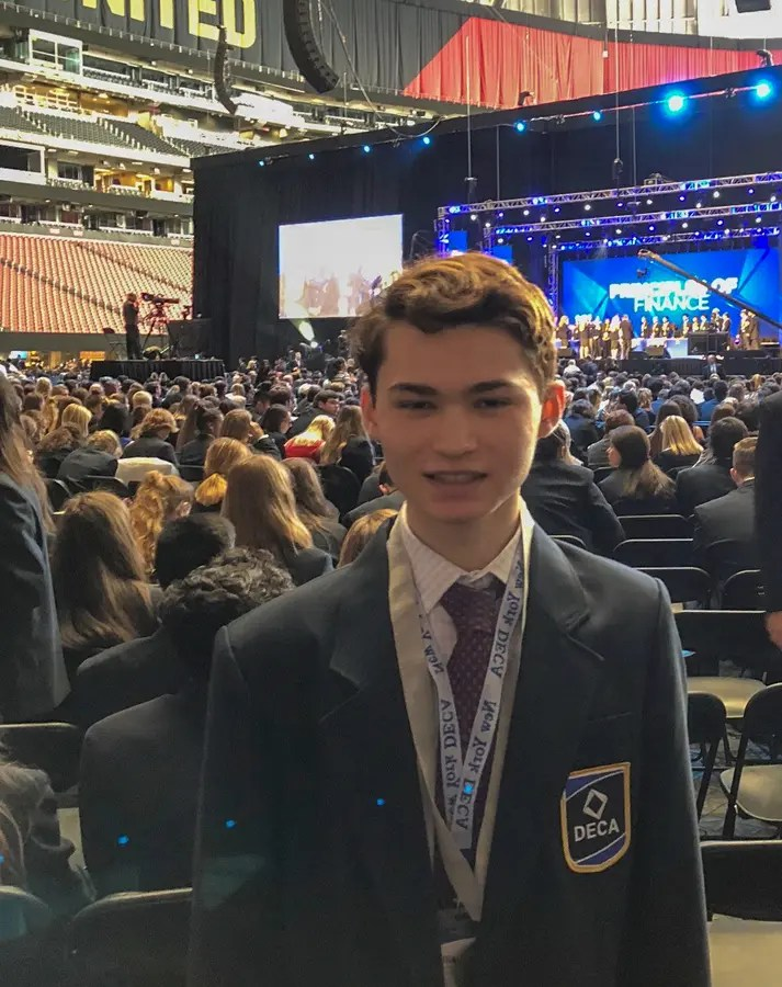Hills East Student Top 10 in the World At Business Competition | Half Hollow Hills. NY Patch