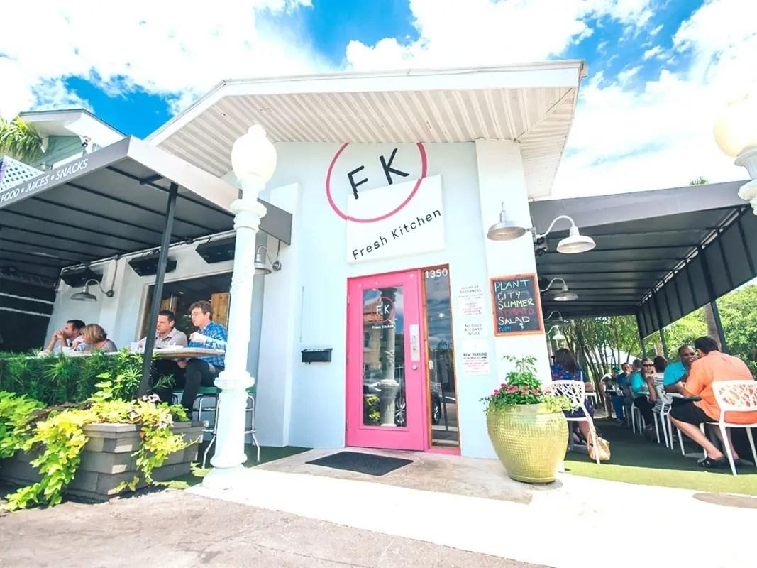 Fresh Kitchen Hosts 5th Anniversary Celebration | Tampa, FL Patch