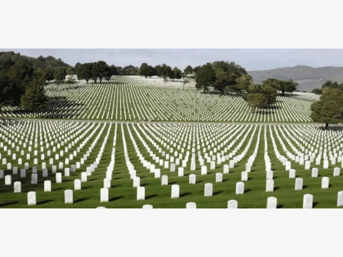 Want To Be Buried In Arlington National Cemetery It S Not