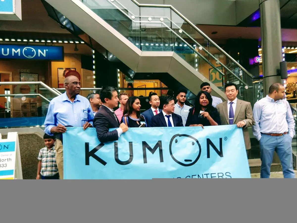 Community Welcomes New Kumon Math Amp Reading Center