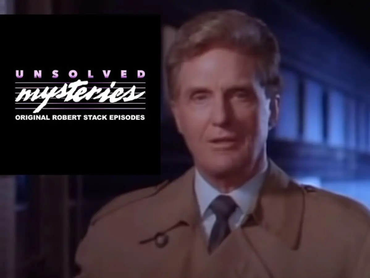 robert stack is back
