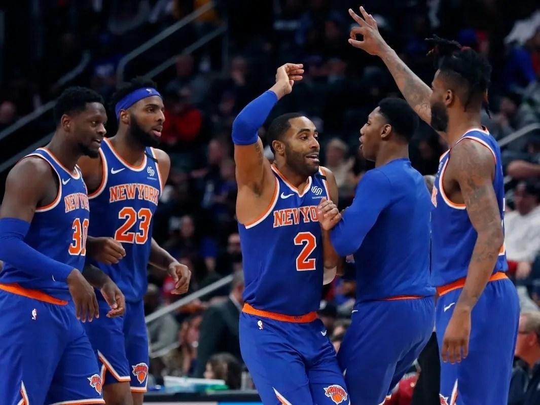 Blissfull: Knicks Players 2020