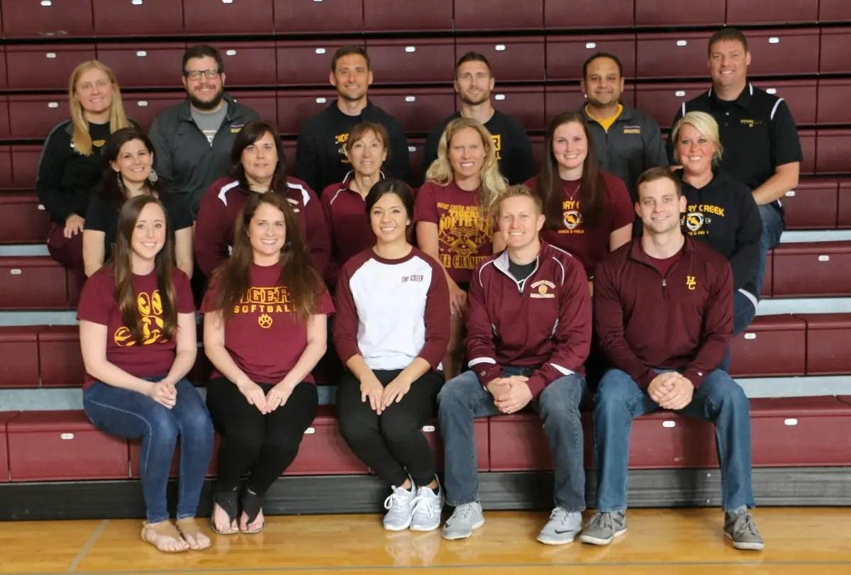 Hickory Creek Middle School Earns Iesa Sportsmanship Award