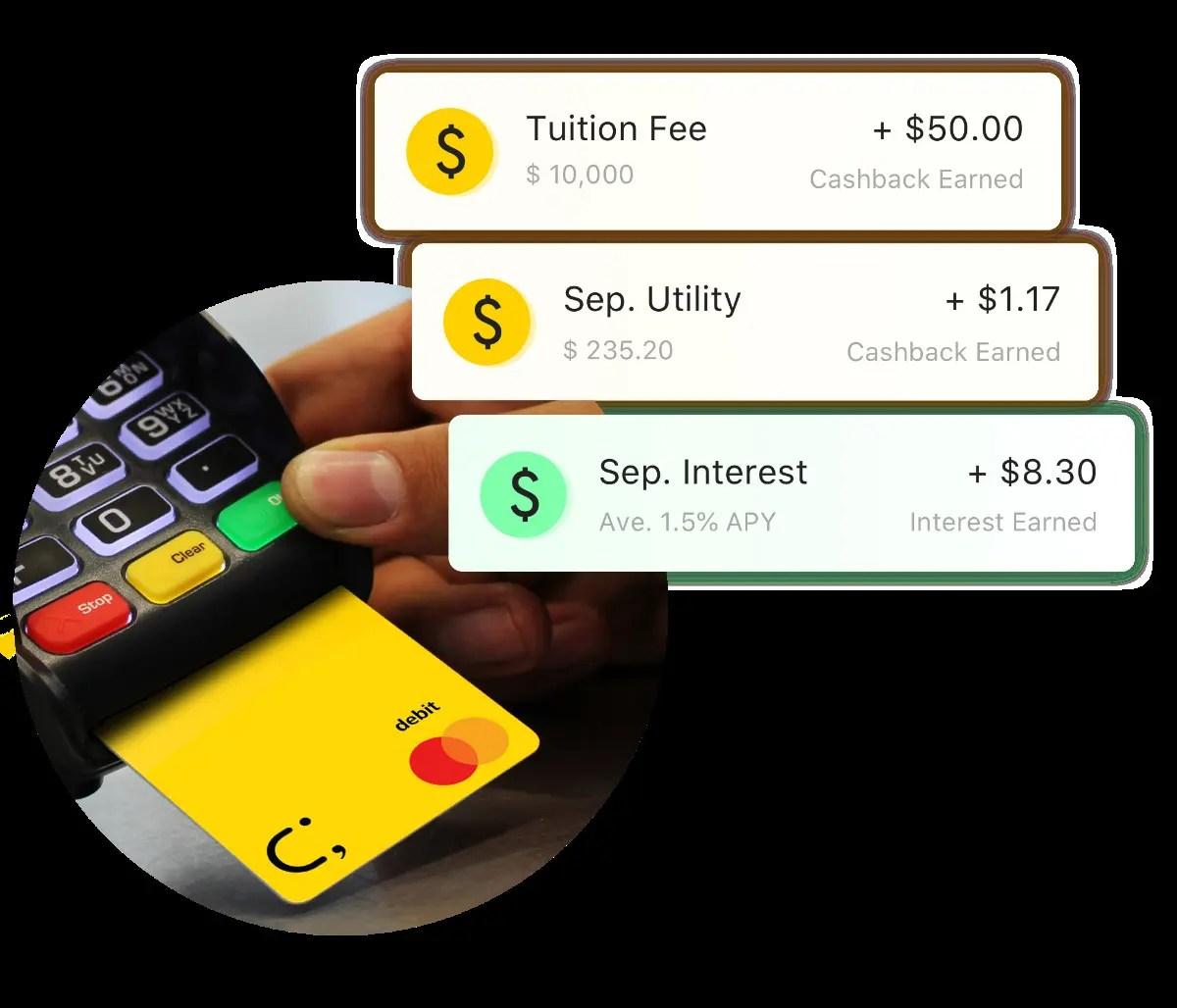 A Zero-Fee Cashback Debit Card for Everyone - Pasadena. CA Patch