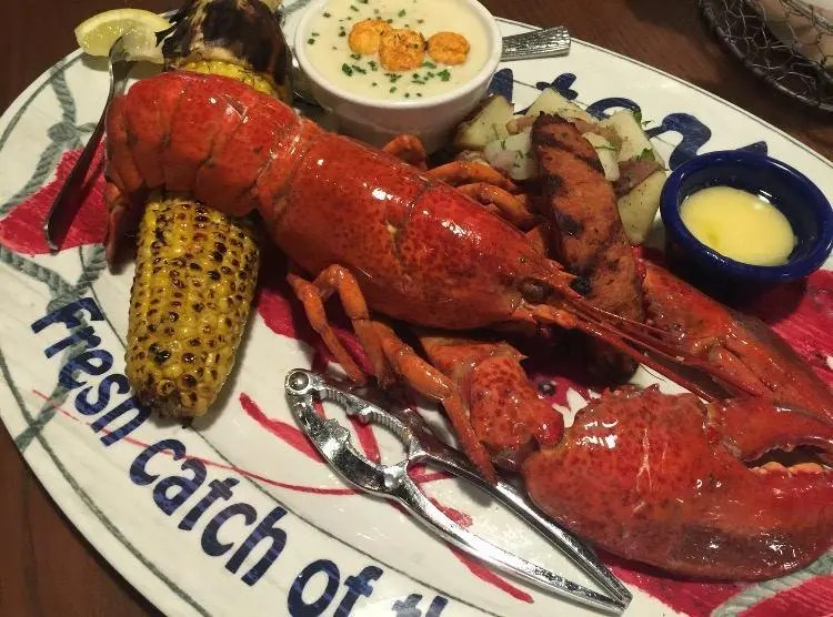 Top 10 Seafood Restaurants