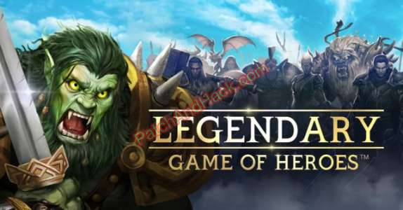 Legendary: Game of Heroes Patch and Cheats gold, crystals